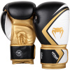 boxing gloves box rukavice venum contender 2 black gold f2