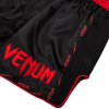 short venum muay giant black red f3