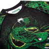 rashguard venum long greenviper black green f5