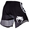 fightshorts venum court black white f5
