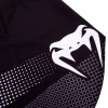 fightshorts venum court black white f8