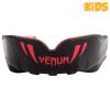mouthguard venum challenger kids black white f1