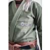 bjj kimono gi kingz balistico 2.0 woman military green f8