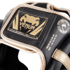 headgear venum elite black gold f4