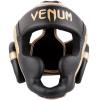 headgear venum elite black gold f2