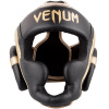 headgear venum elite black gold f2