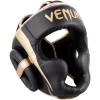 headgear venum elite black gold f1