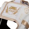 headgear venum box elite white gold f4