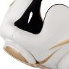 headgear venum box elite white gold f7