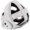 headgear box mma venum elite white white f3