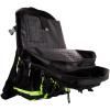 sportbag venum challenger pro black neoyellow f4