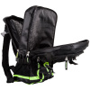sportbag venum challenger pro black neoyellow f3