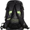sportbag venum challenger pro black neoyellow f5