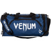 sport bag venum trainerlite bluenavy white f2