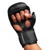 mma gloves hyb hay black 2