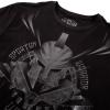 tshirt venum gladiator black black f4