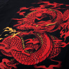 tshirt venum dragons flight black red f9