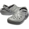 Crocs Classic Lined Clog Slate Grey/Smoke