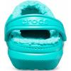 Crocs Classic Lined Clog Tropical Teal/Tropical Teal