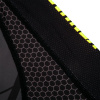 rashguard long venum technical 2.0 black yellow f10