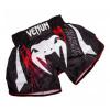 Šortky Venum Sharp 3.0 Muay Thai - Black/Red