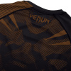 rashguard venum long sleeves nogi black brown f6