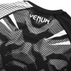 rashguard venum short sleeves nogi black white f6