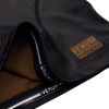 rashguard venum short sleeves nogi black brown f7