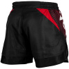 fight shorts venum nogi black f6
