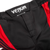 fight shorts venum nogi black f3