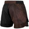 fight shorts venum nogi brown f5