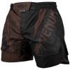 fight shorts venum nogi brown f2