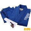 bjj gi kimono kids venum contender blue f3