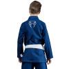 bjj gi kimono kids venum contender blue f2