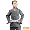 bjj gi kimono kids venum contender grey f1
