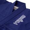 bjj gi kimono kids venum contender navy blue f4