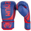 boxing gloves box venum challenger blue red f2