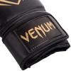 venum boxing gloves contender black gold f3