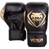venum boxing gloves contender black gold f2