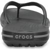 Crocs Crocband Flip  Graphite/Light Grey