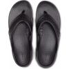Crocs Swiftwater Deck Flip M - Black/Light Grey