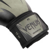 boxing gloves venum impact khaki black f3