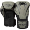 boxing gloves venum impact khaki black f2