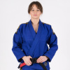 ladies bjj gi brazilian jiu jitsu blue f1