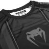 rashguard venum long sleeves technical black f5