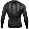 rashguard venum long sleeves technical black f4