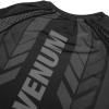 rashguard venum short sleeves black f7