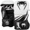 sparring gloves venum challenger white black f1