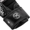 sparring gloves venum challenger white black f5