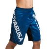mma shorts hayabusa chikara 4 blue f2